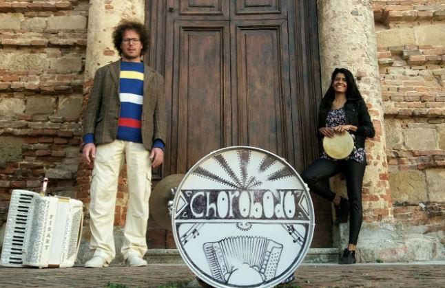 Al Giardino del Pomarancio le opere prime di Leila Nunes e Paolo Papalini