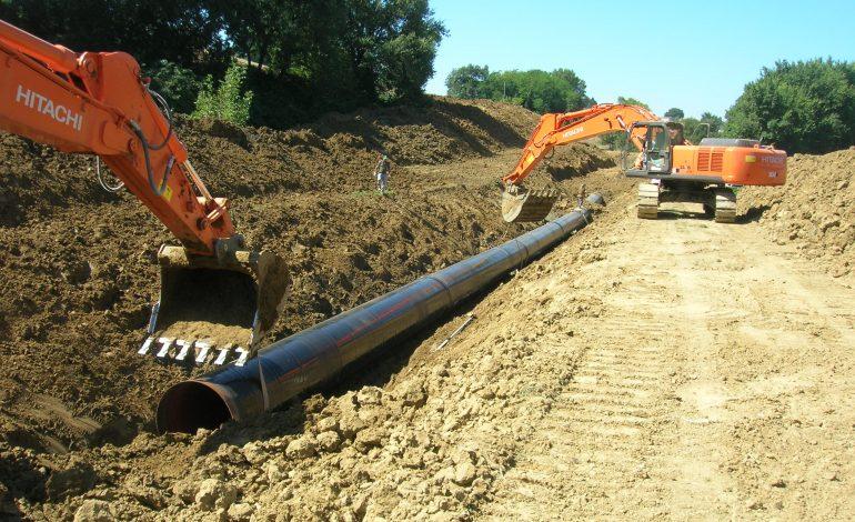 Diga di Montedoglio, acquedotto da 35 chilometri per ridurre i prelievi dal Trasimeno