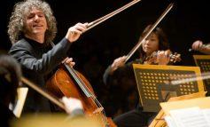 Accademia Isola Classica & Festival: il violoncellista Steven Isserlis in concerto a Isola Maggiore