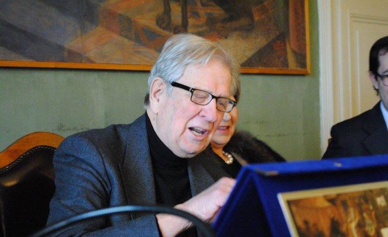 Magione in lutto per la morte dell'artista Umberto Raponi cittadino onorario