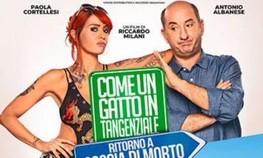 """A Castiglione si torna al Temporary Cinema, in programma """"Come un gatto in tangenziale"""" e """"Qui rido io"""""""