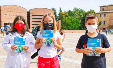 """Scuola, 400 """"diari della gentilezza"""" per gli alunni del """"Vannucci"""""""