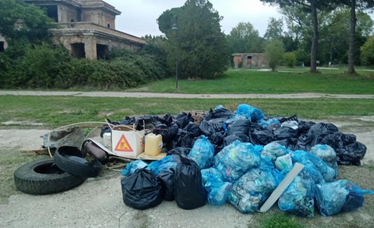 Plastic free, raccolta da record a Castiglione del Lago