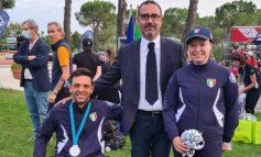 Cip Umbria, Daniele Parrettini d'argento al Campionato del Mondo di Paratrap