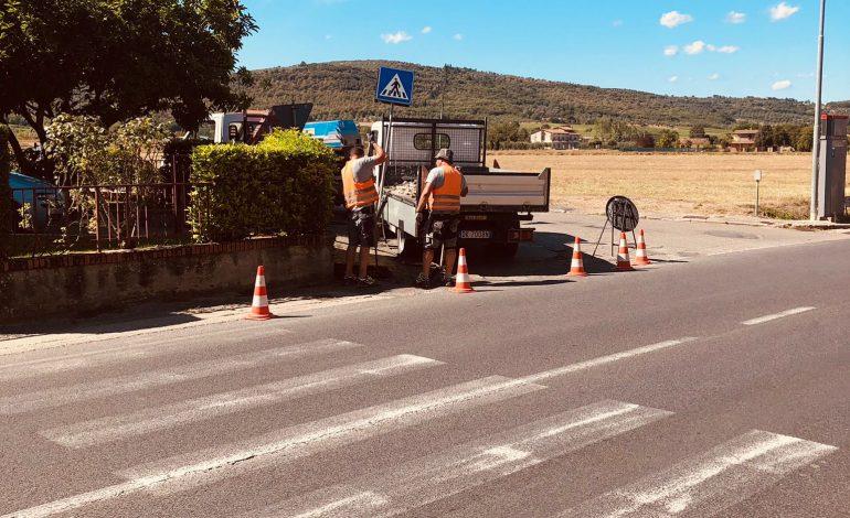 Sicurezza stradale, a breve in funzione il semaforo a Casenuove