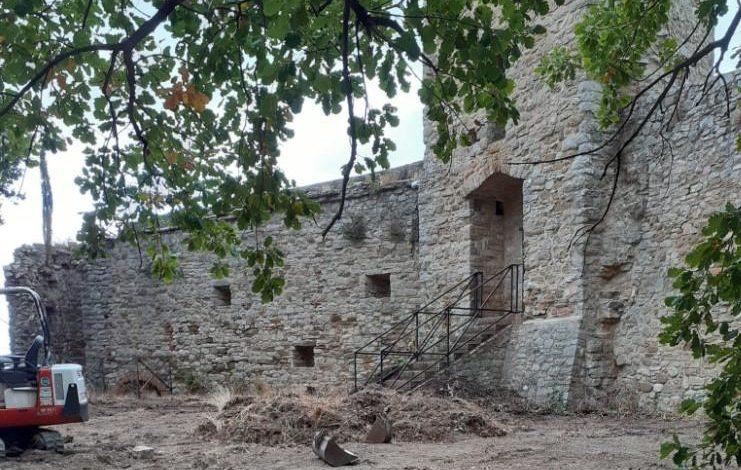 Piegaro, nuova vita per l'antica Torre di Cibottola